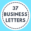 37 Business letter for better Communication icon