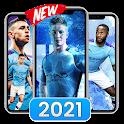 🔵⚪ The Citizens Wallpaper - Sky Blues - HD & 4K icon