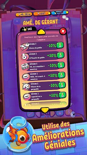 Code Triche Idle Monster Factory apk mod screenshots 5