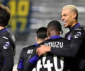 """Anderlecht-winger begint dan toch eindelijk zijn efficiëntie op te krikken: """"Ik mag niet te veel nadenken"""""""