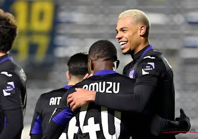 Anderlecht prend sa revanche et gifle l'Union pour filer en quarts de finale