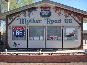 Photo: Motel in Seligman