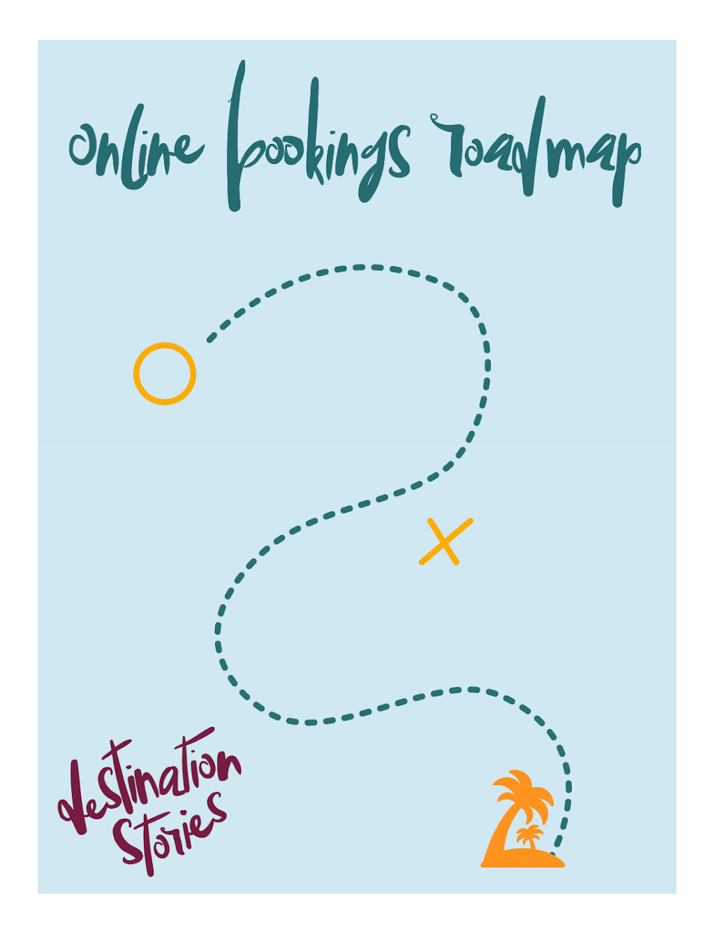 Online bookings roadmap cover