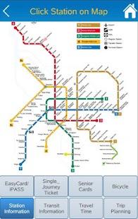 Go! Taipei Metro - náhled