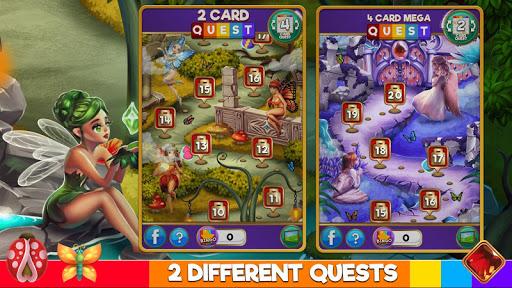 Bingo Quest - Elven Woods Fairy Tale screenshots apkshin 21