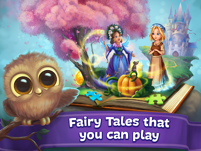 Fairy Tales ~ Children's Books, Stories and Games- screenshot thumbnail