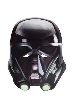 Pappmask, Death Trooper