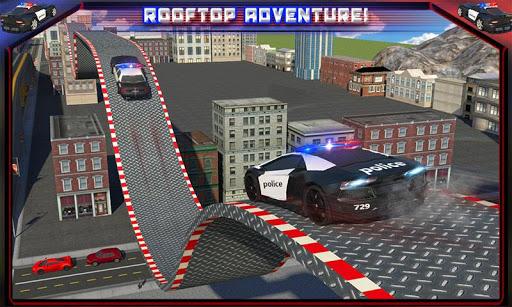 Police Car Rooftop Training screenshot 1