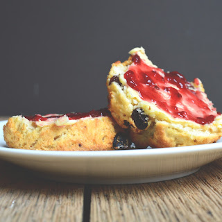 The Ugly Scone.