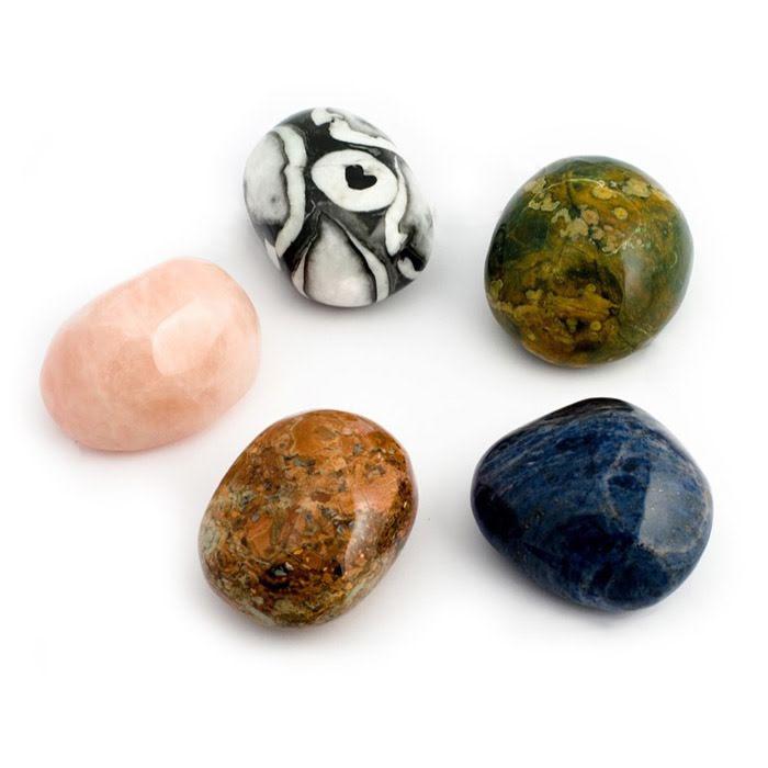 Massage stenar