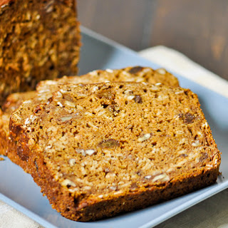 Pumpkin Raisin Nut Bread Recipes
