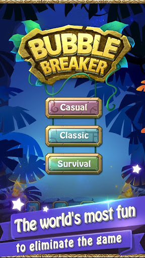 Bubble Breaker - screenshot