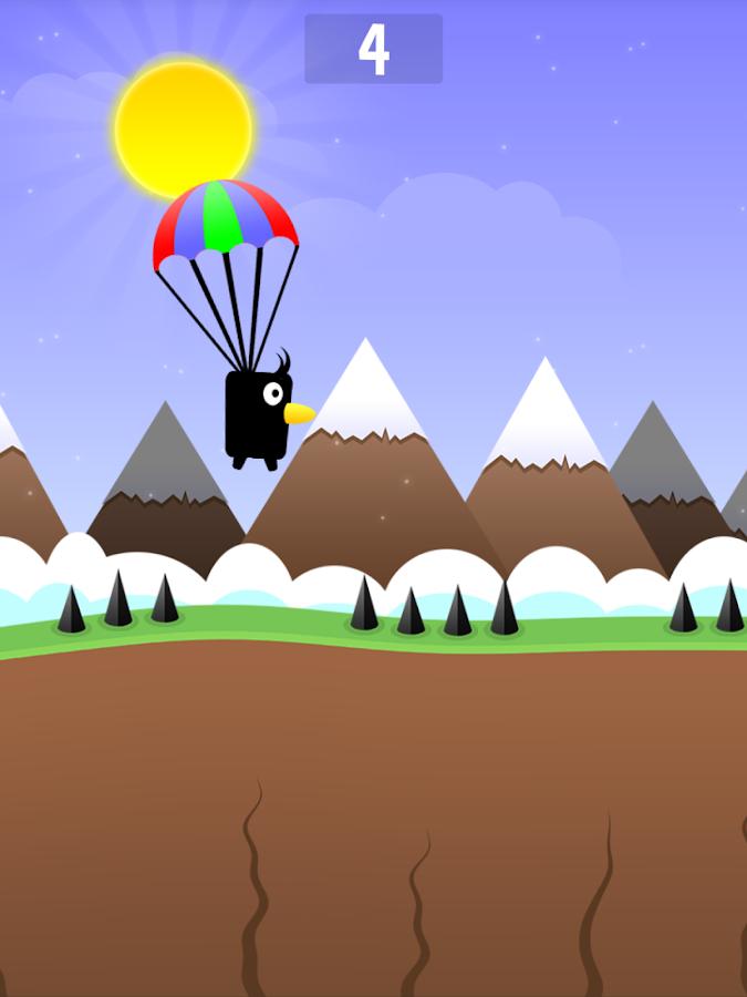 Parachute-Bird 15