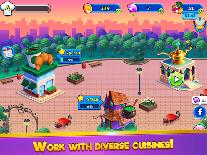 Chef Rescue – Cooking & Restaurant Management Game 7