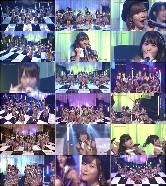 (TV-Music)(1080i) AKB48 Part – Buzz Rhythm 170908