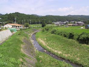 Photo: 青木ヶ瀬橋より山内保育所