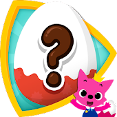 PINKFONG! Surprise Eggs