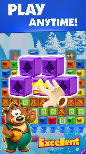 Toy Pop Cubes - Addictive Puzzle Game screenshot 7