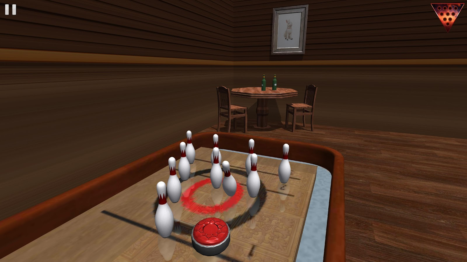 Galaxy Bowling ™ 3D Free- screenshot