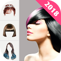 Hairstyle Changer 2020 - HairStyle & HairColor Pro icon