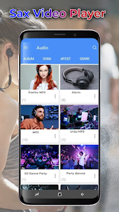 App Sax Video Player & Audio Player – All Format APK for Windows Phone