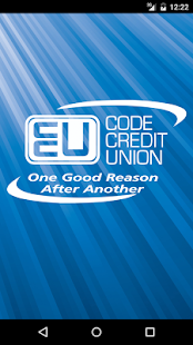 CODE Credit Union- screenshot thumbnail
