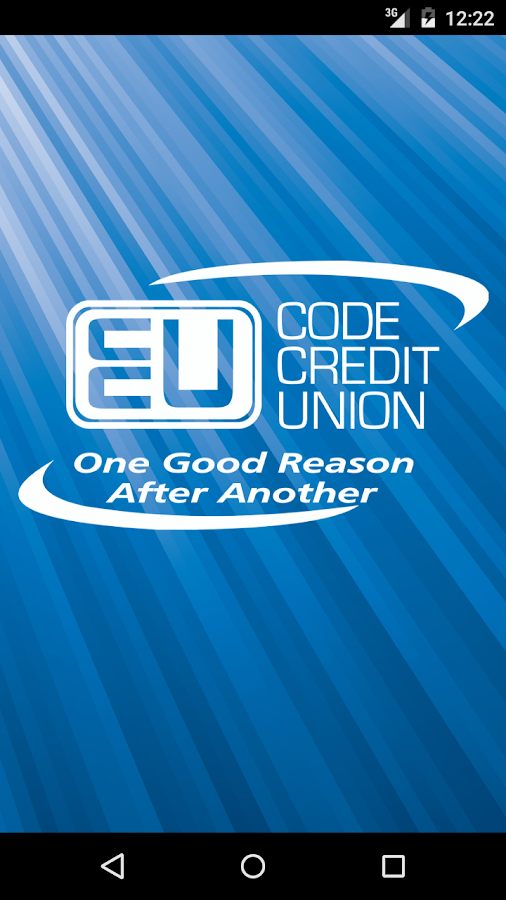 CODE Credit Union- screenshot