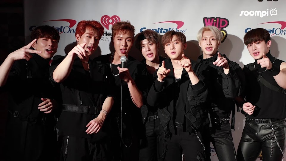 monsta x iheartradio