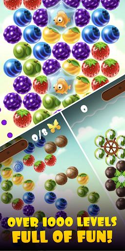 Fruity Cat -  bubble shooter! modavailable screenshots 4