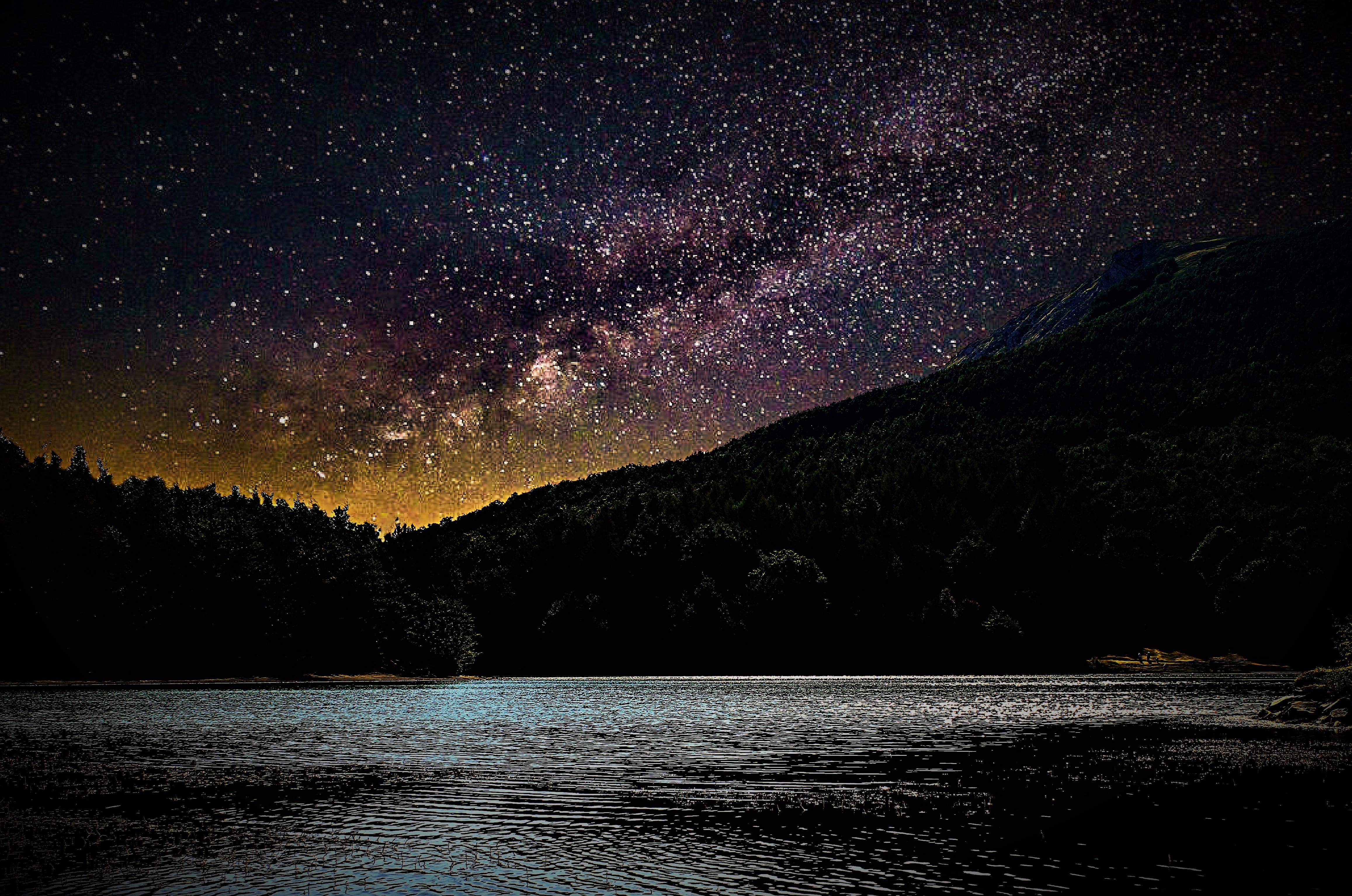 Milky Way di vincenzo_spera