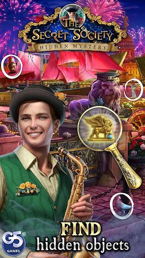 The Secret Society - Hidden Mystery  {cheat|hack|gameplay|apk mod|resources generator} 1