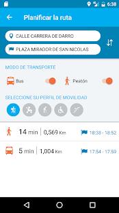 Granada Accesible - náhled
