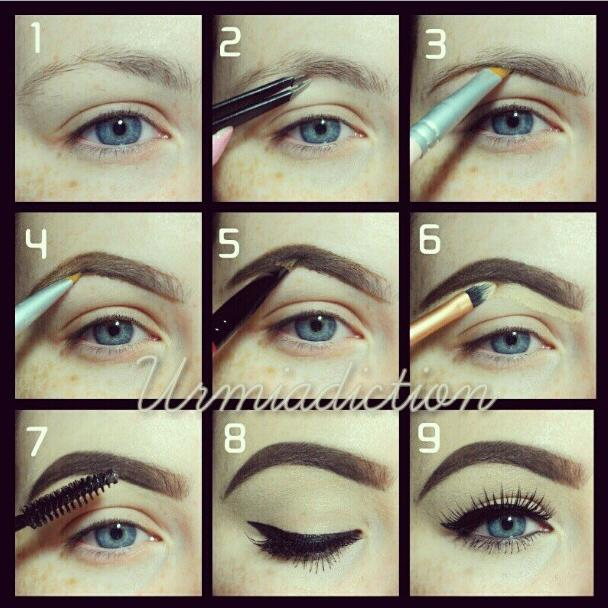 DIY Eyebrow Make Up Tutorial - Android Apps on Google Play
