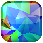 Crystal 3D Live Wallpaper Icon