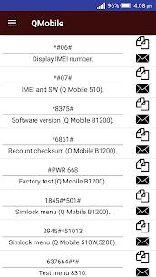 All Mobile Secret Codes 2020 4