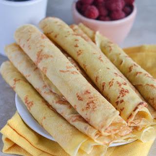 African Pancakes Recipe