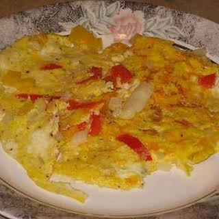 Spanish Omelette.