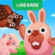 LINE ポコパン-うさぎのポコタの簡単爽快一筆書きパズルゲーム