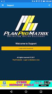PPM WebView App - náhled