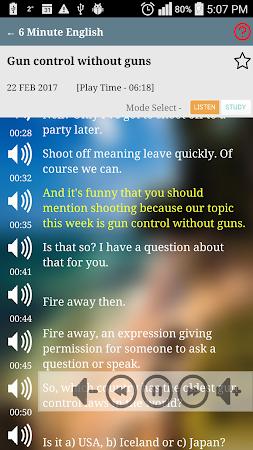 Learn English with BBC (FREE) 1.6.16 screenshot 2091112