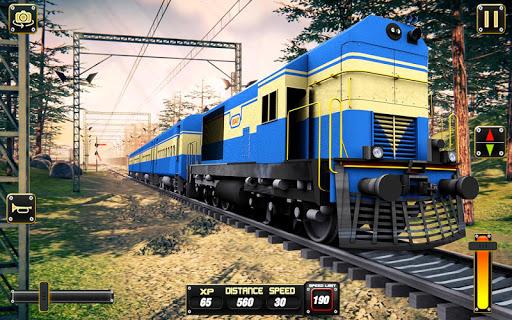 City Train Driving Simulator: Public Train painmod.com screenshots 2