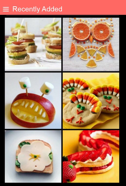 Diy food decoration ideas android apps on google play - Deco snack ...