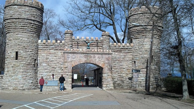 Photo: outside the entrance for Point Park