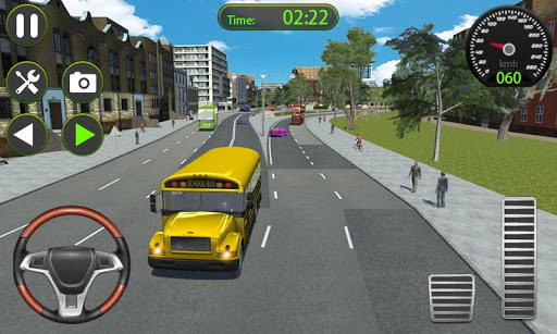 Bus Driver Simulator 2019 - Free Real Bus Game  captures d'écran 2