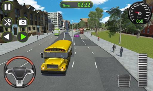 Bus Driver Simulator 2019 - Free Real Bus Game  captures d'u00e9cran 2