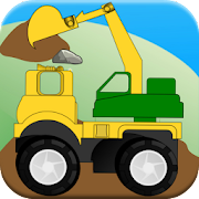 Construction Truck Games