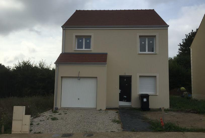 Vente Terrain + Maison - Terrain : 280m² - Maison : 85m² à Les Mureaux (78130)