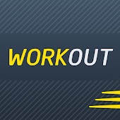 Gym workouts: Personal trainer for bodybuilding