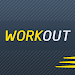 Gym Workout Tracker & Trainer icon
