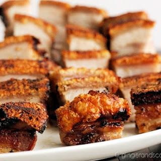 "Chinese Roast Pork Belly - ""Siew Yoke"""